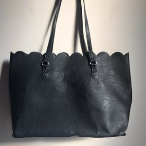 Black Tote Bag From H&M